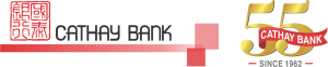Logo_Cathay Bank_55th Anniversary (Combo)_Transparent